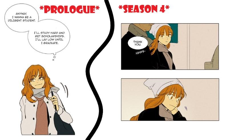 Naver Webtoons